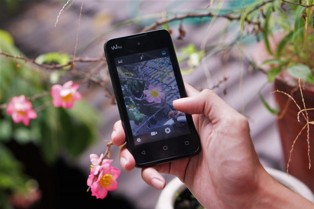 Camera tự động lấy nét - smartphone giá rẻ