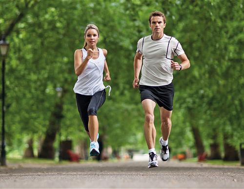 Đi bộ mỗi ngày giảm nguy cơ mỡ bụng