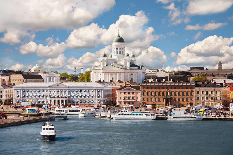 Địa điểm du lịch của đất nước Phần Lan