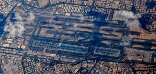 DBX một trong 10 sân bay lớn nhất thế giới