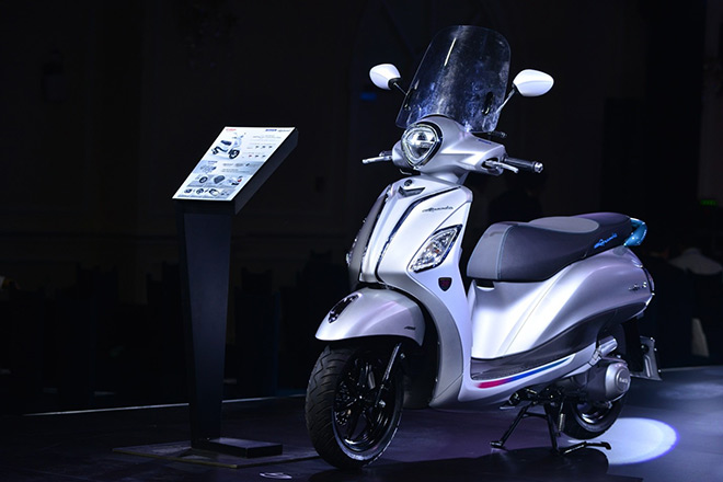 Yamaha Grande 2019