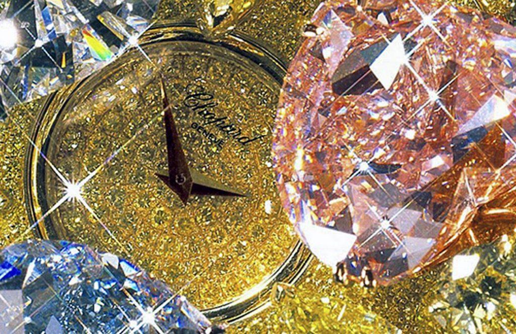 THE 201 – CARAT WATCH top 10 đồng hồ đắt nhất