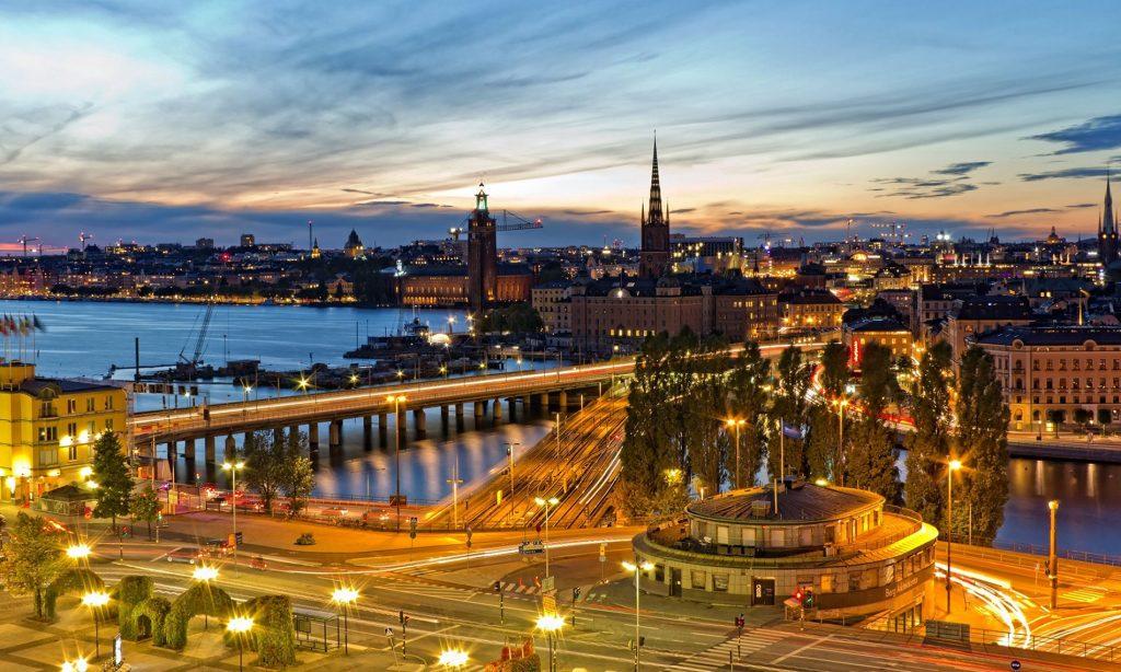 Thụy Điển - Quốc gia hạnh phúc của thế giới