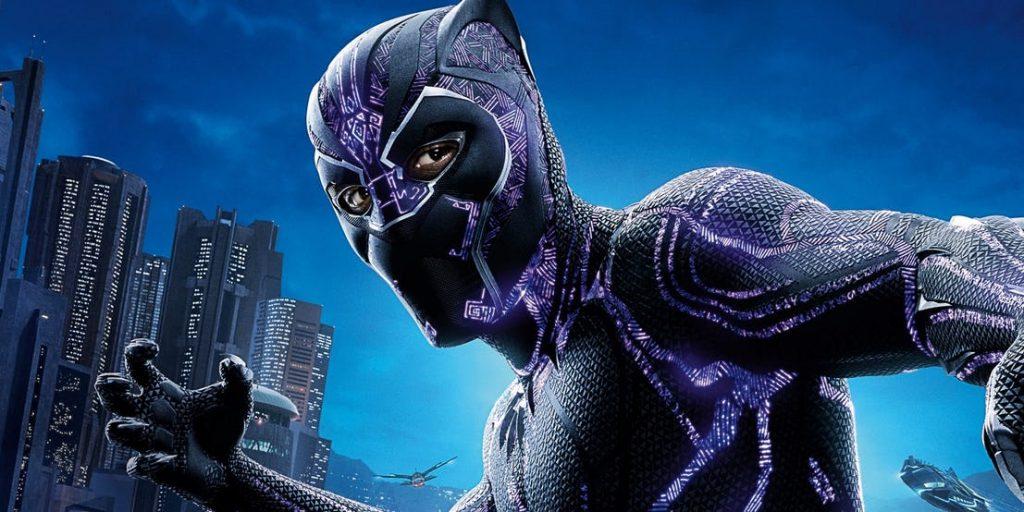 siêu anh hùng T'Challa