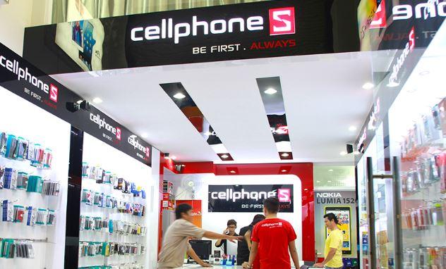 Mua bán Iphone tại Cellphones