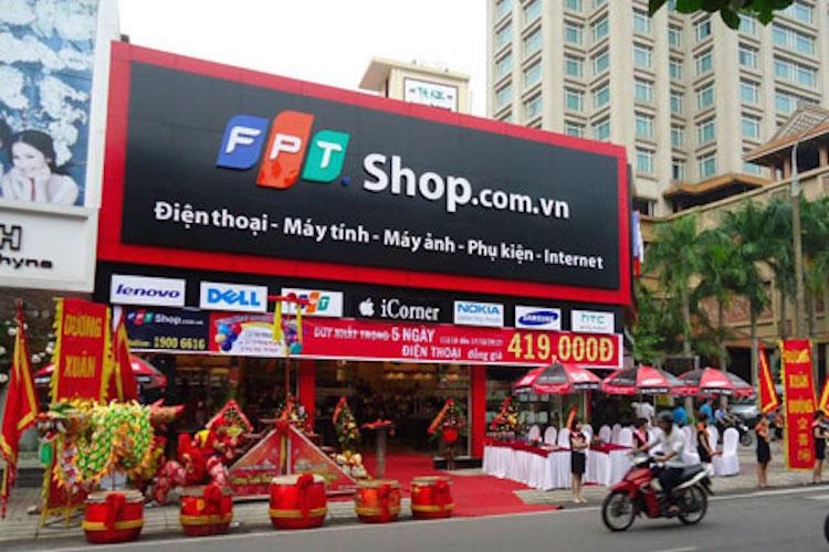 Mua bán iphone tại FPT Shop