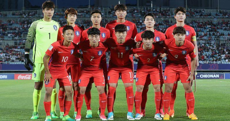 Đội tuyển bóng đá Hàn Quốc
