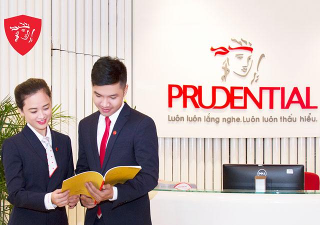 Prudential thuộc top 5 công ty bảo hiểm nhân thọ