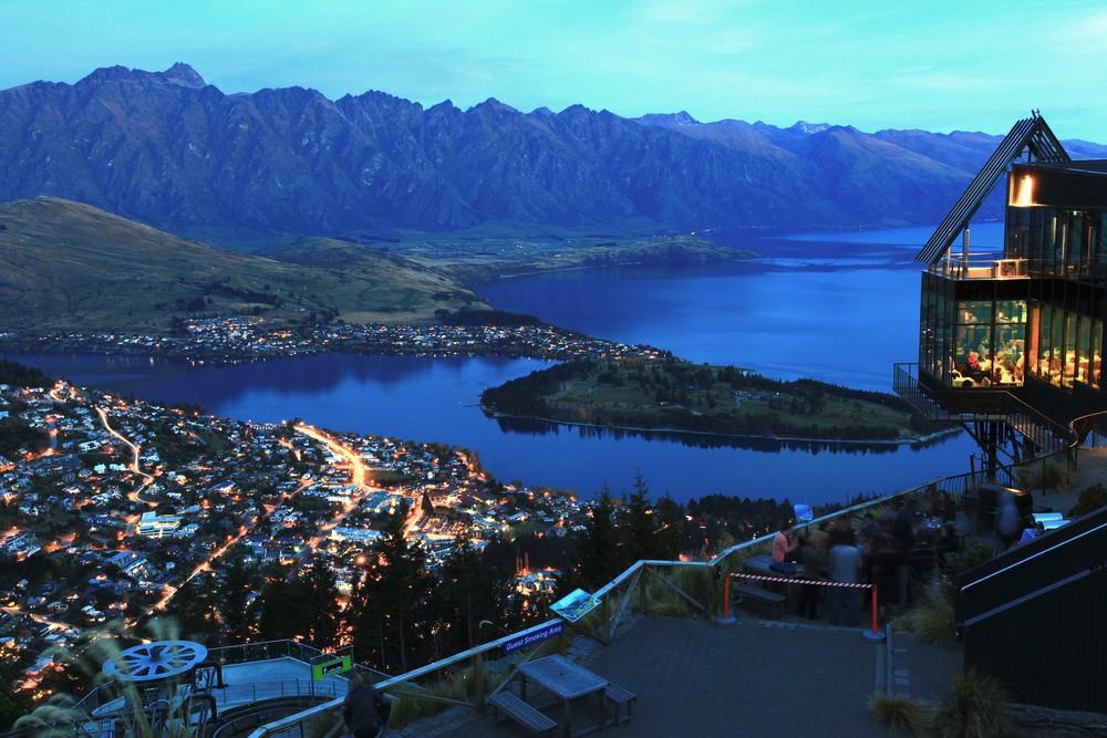 New Zealand - Hòn đảo của sự bình yên