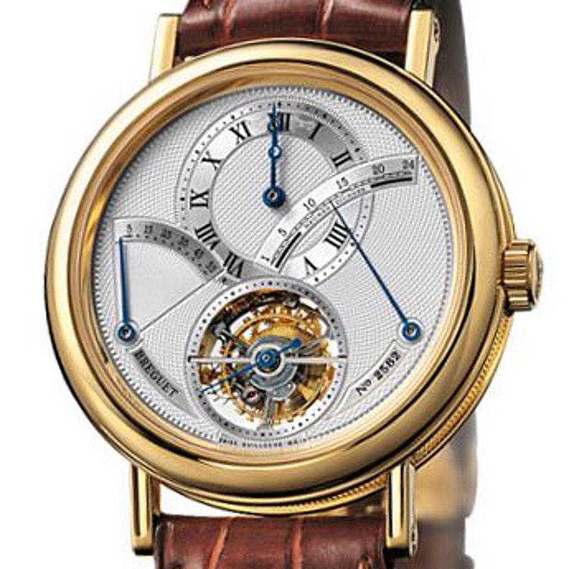 Đồng hồ đeo tay Classique Complications Tourbillon Power Reserve