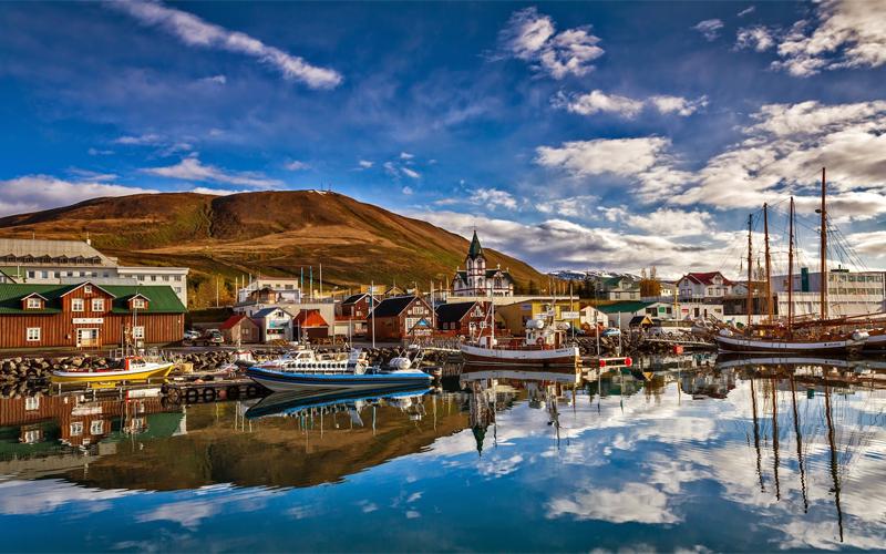 Địa điểm du lịch tại đất nước Iceland