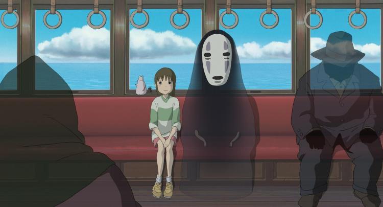 Spirited Away – Vùng đất linh hồn anime phim hay nhất mọi thời nhất mọi thời đại