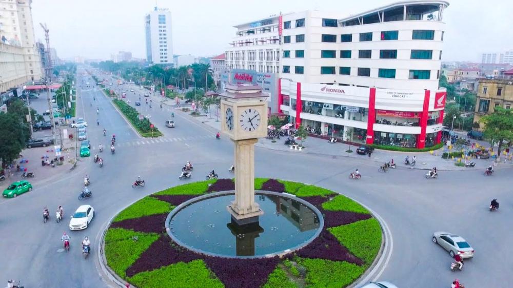 Bắc Ninh với hệ thống hạ tầng đô thị ngày càng hoàn thiện