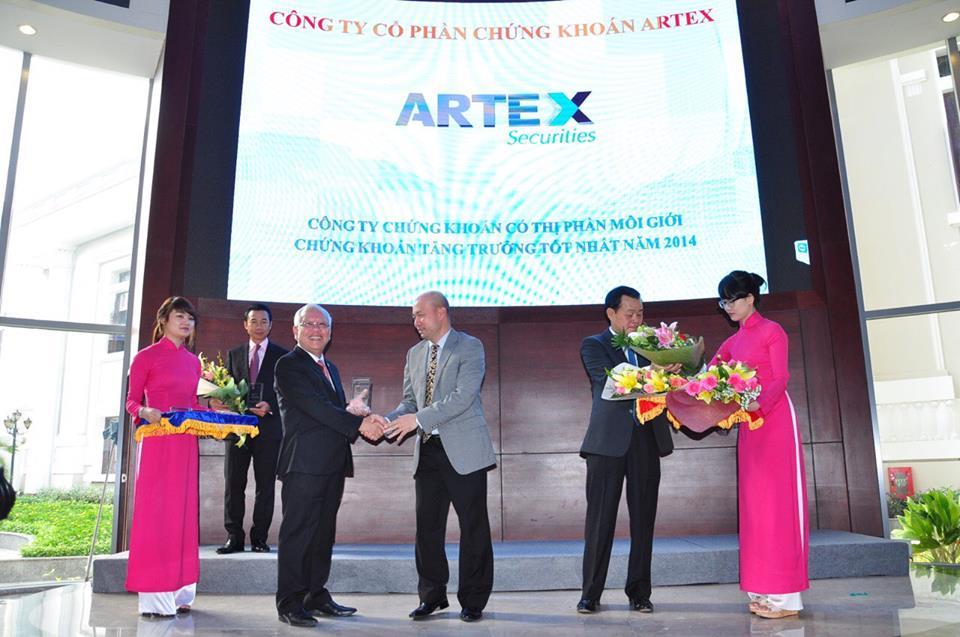 Công ty chứng khoán Artex (ART)