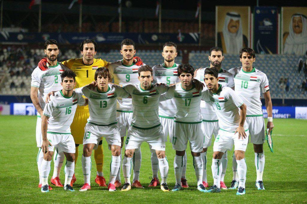 Đội tuyển quốc gia Iraq