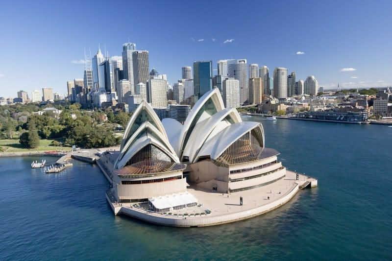 Úc - Quốc gia đáng sống của thế giới