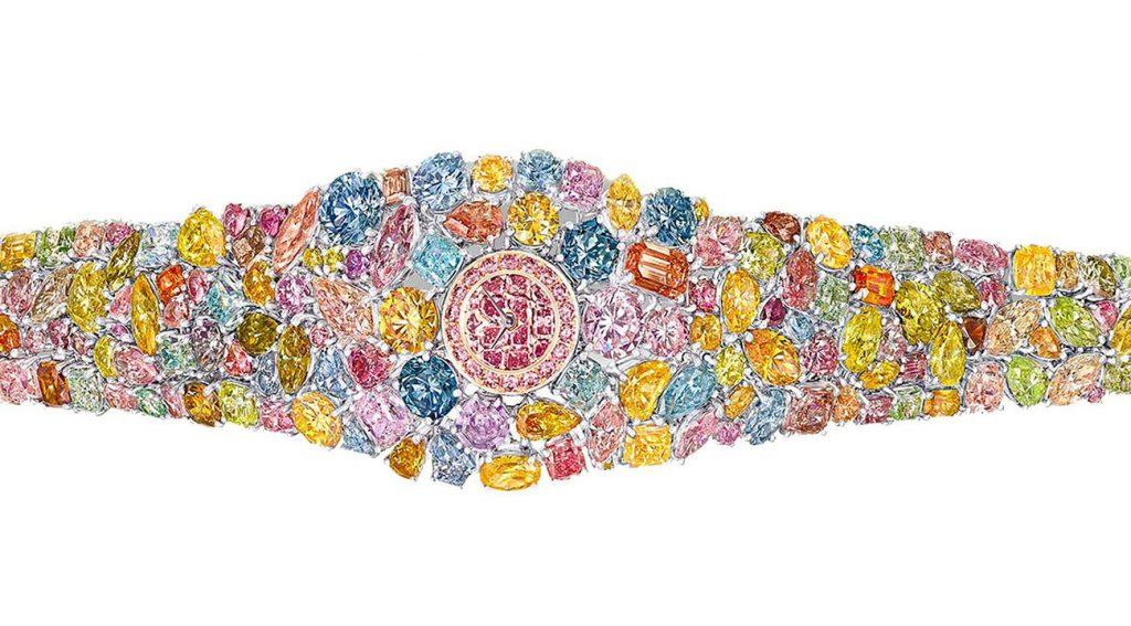 GRAFF DIAMONDS chiếc đồng hồ đắt nhất thế giới