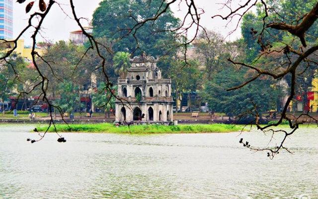 Hồ Gươm - Danh lam thắng cảnh