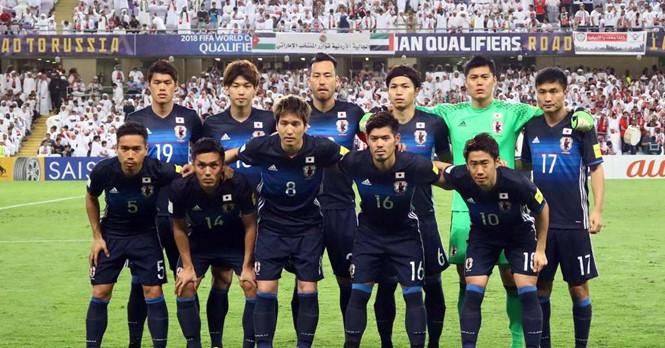 Đội tuyển bóng đá Nhật Bản