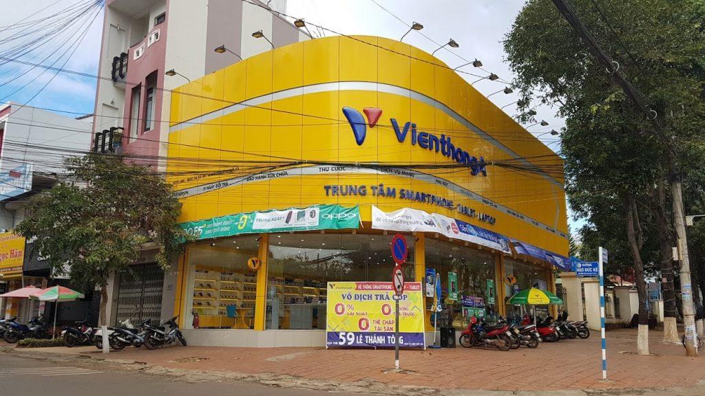 Mua bán iphone tại VienThong A