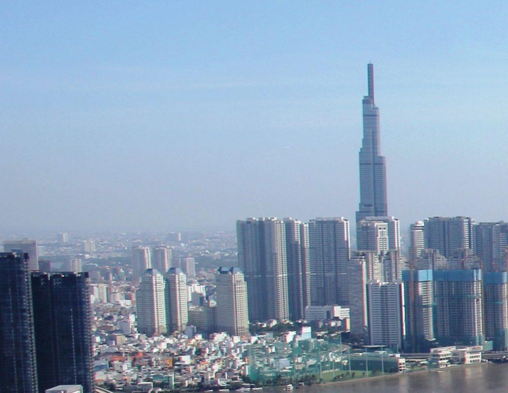 Landmark 81 - Tòa nhà cao nhất Việt Nam
