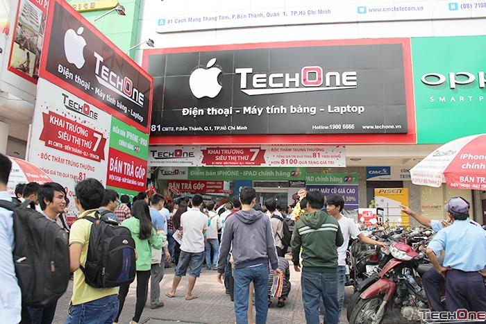 Mua bán Iphone tại Tech One