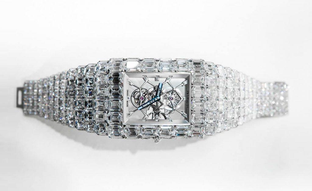 JACOB và CO. BILLIONAIRE WATCH top 10 đồng hồ đắt nhất