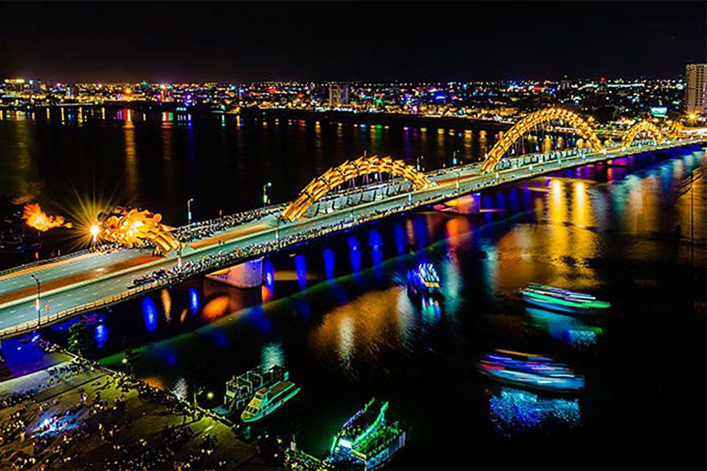 Cầu Hàm Rồng - Đà Nẵng