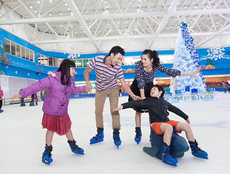 Địa điểm vui chơi trẻ em Royal City