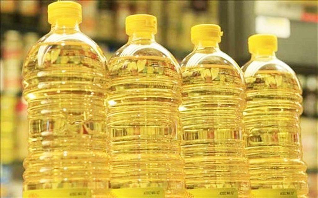 Dùng dầu ăn