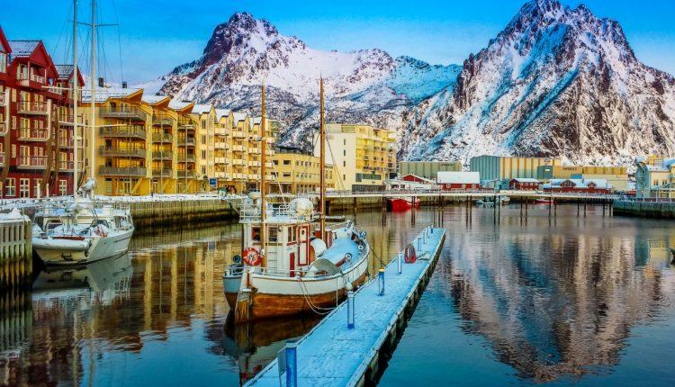 Địa điểm du lịch của nước Na Uy