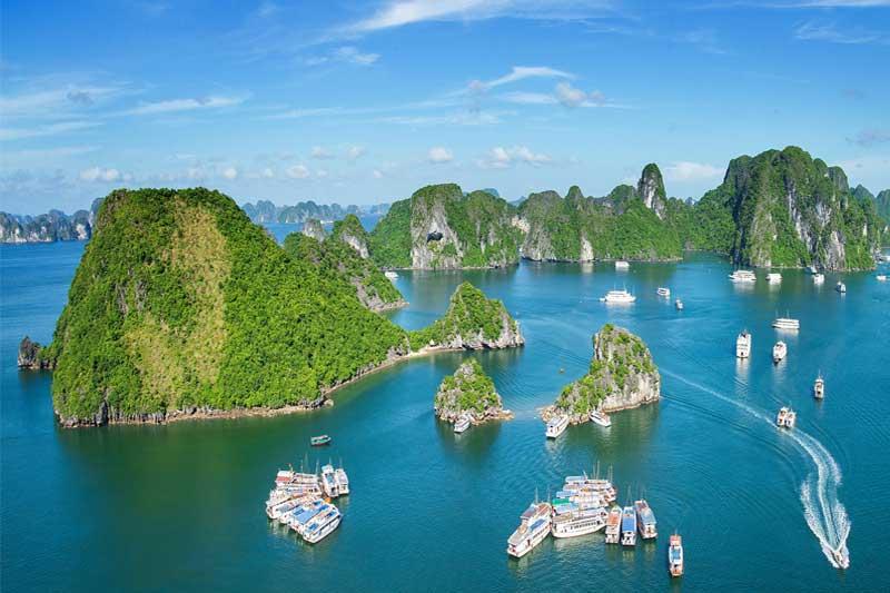 Khu du lịch Hạ Long Bay
