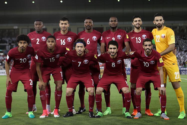 Đội tuyển bóng đá quốc gia Qatar