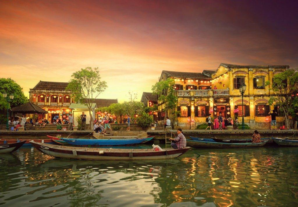 Phố Cổ Hội An - điểm du lịch hấp dẫn ở Quảng Nam