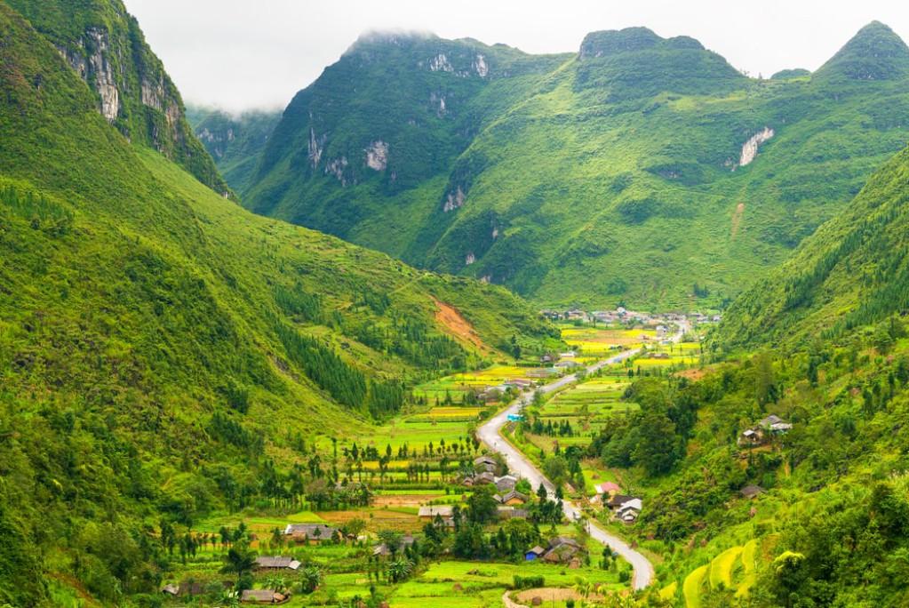 Điểm du lịch hấp dẫn - Hà Giang
