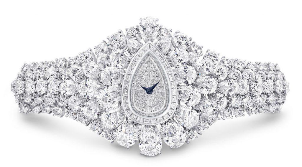 GRAFF DIAMONDS  - chiếc đồng hồ hublot đắt nhất thế giới