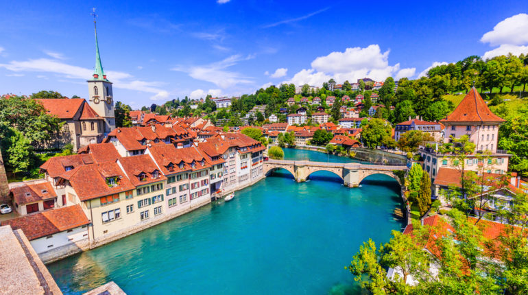 Địa điểm du lịch tại Thụy Sĩ