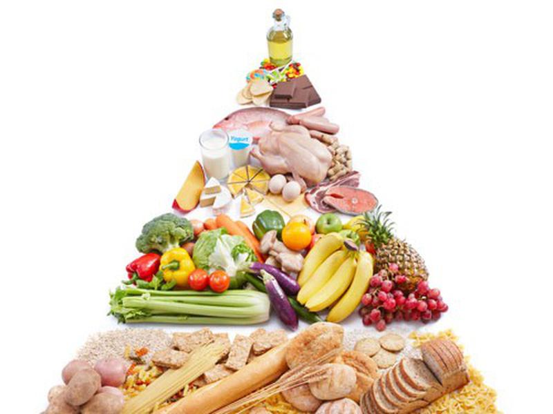 Chế độ dinh dưỡng cân bằng