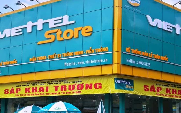 Mua bán Iphone tại Viettel Store