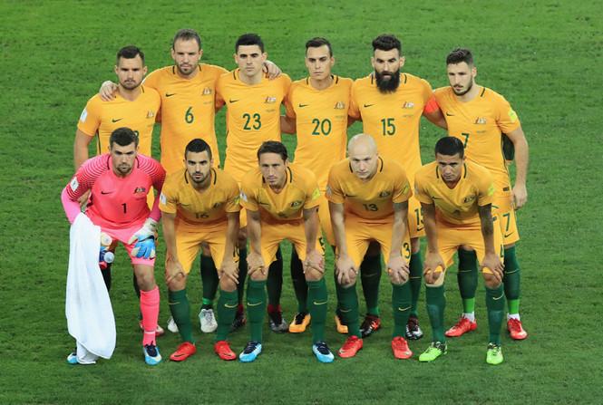 Đội tuyển bóng đá quốc gia Úc