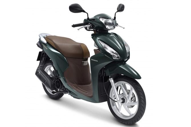 Honda Vision 2019