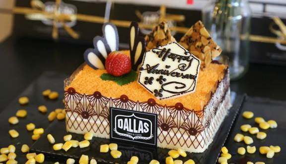 DALLAS CAKES & COFFEE